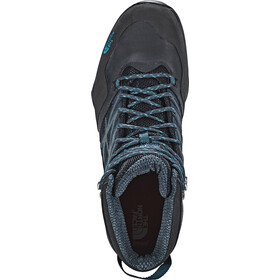 The North Face Hedgehog Hike Mid GTX Chaussures Homme, phantom grey/boulder blue